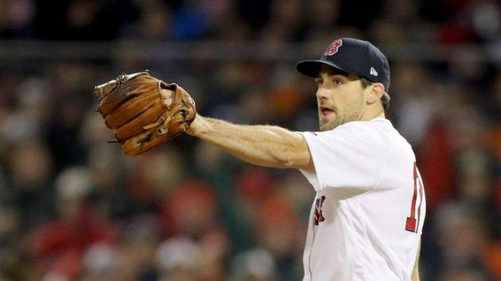 Negotiations between Red Sox, Nathan Eovaldi 'intensifying'