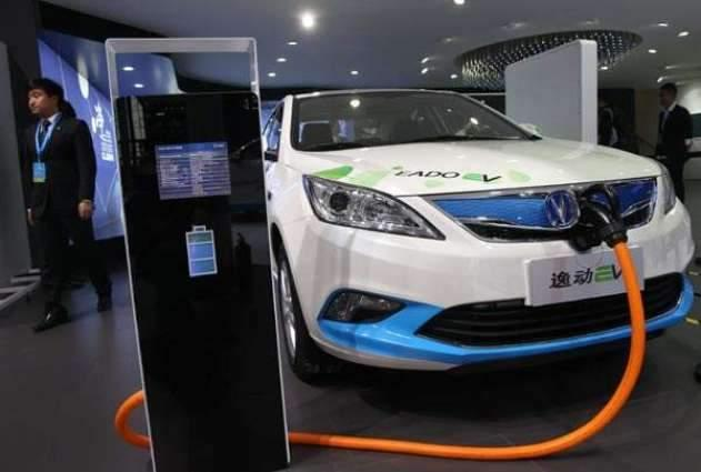 Tianjin to set up 12,000 more public charging poles for NEVs