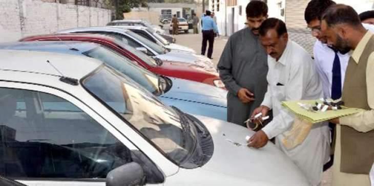 Mardan police bust car lifters' gang