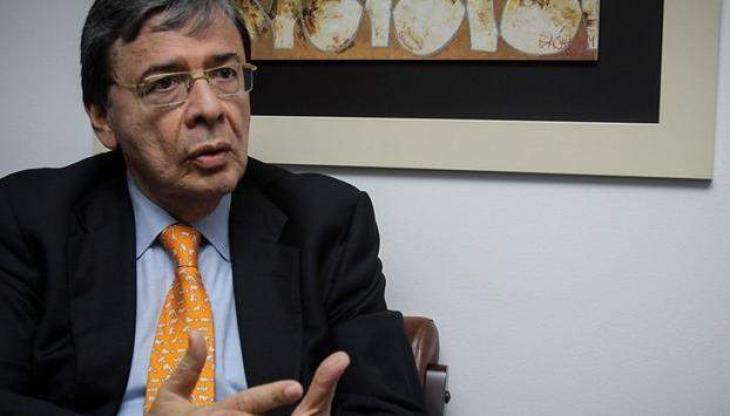 Colombian Foreign Minister Carlos Holmes Trujillo to visit China