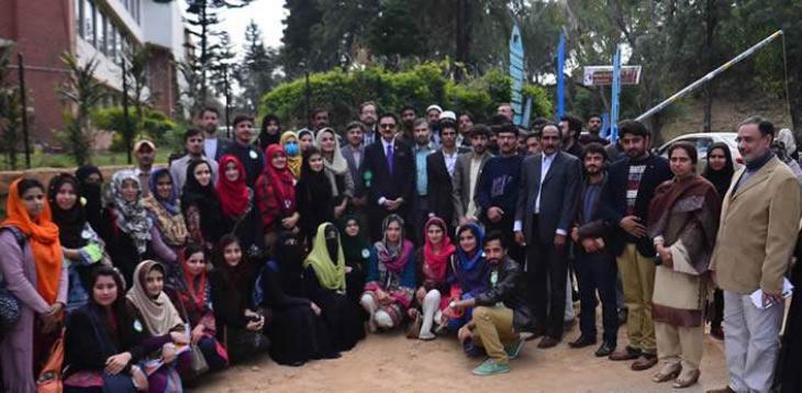 Quaid-i-Azam University observes World Soil Day