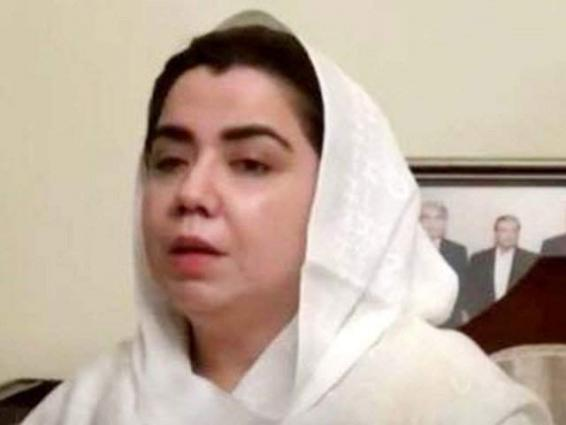 Samar Bilour criticizes delay in completion of BRT project