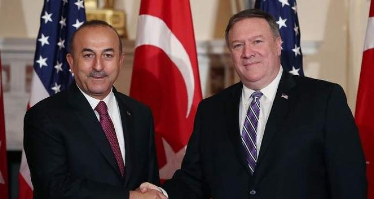 US-Turkey Working Group On Syria To Hold Next High-Level Meeting In Washington By February