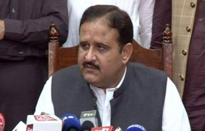 Govt not to spare hoarders, profiteers: Chief Minister Punjab Sardar Usman Buzdar
