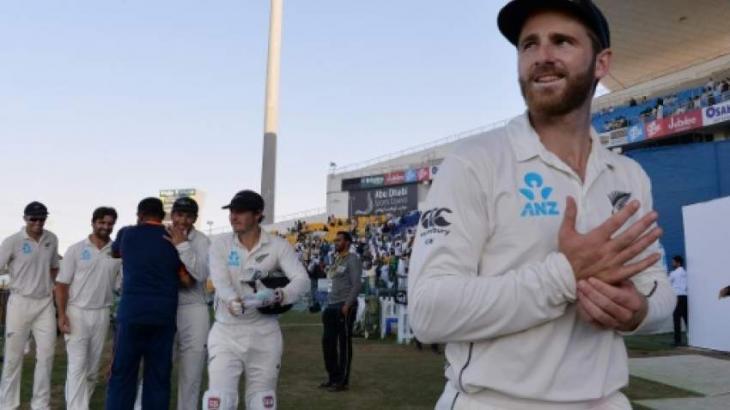 Proud Williamson savours 'special' series win against Pakistan