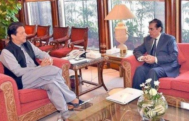 Prime Minister Office rejects news about PM-NAB chairman meeting