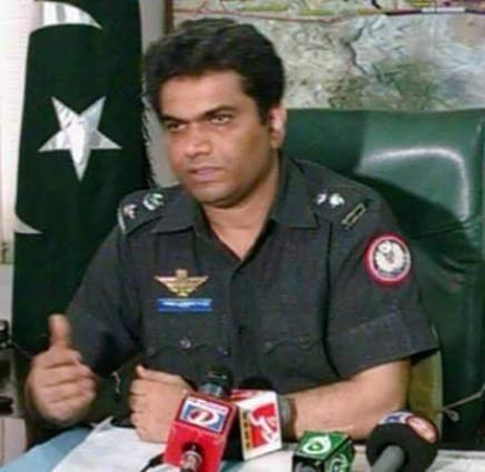 SSP Traffic South transferred for challaning Musa Gilani
