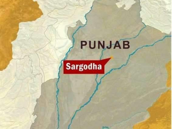 Two killed, four injured in Sargodha