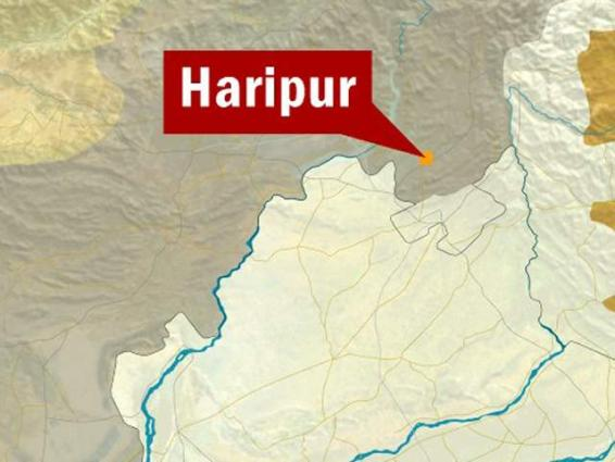 Two died, several injured in road mishap in Haripur