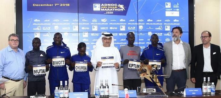 ADNOC Abu Dhabi marathon brings together over 10,000 participants from 119 nationalities