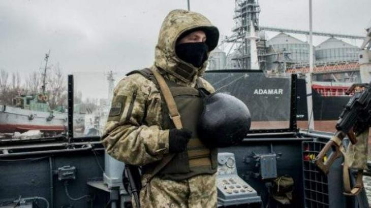 Russia's FSB Says Gathering Extra Proof of Ukrainian Sailors Committing Crime in Azov Sea