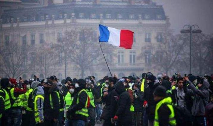 Yellow Vest Protests in Paris Leave 30 People Injured - Reports