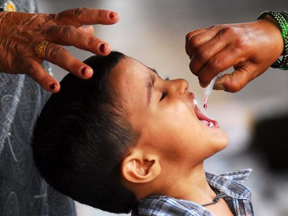Three-day anti-polio drive inaugurated in Faisalabad