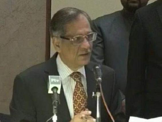 Chief Justice of Pakistan deposits Rs 200,000 in SC&PM dam fund