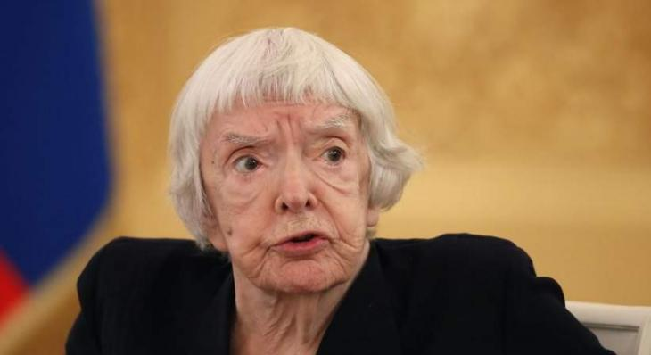 Prominent Russian Rights Activist Lyudmila Alexeyeva Dies Aged 91 in Moscow - Statement