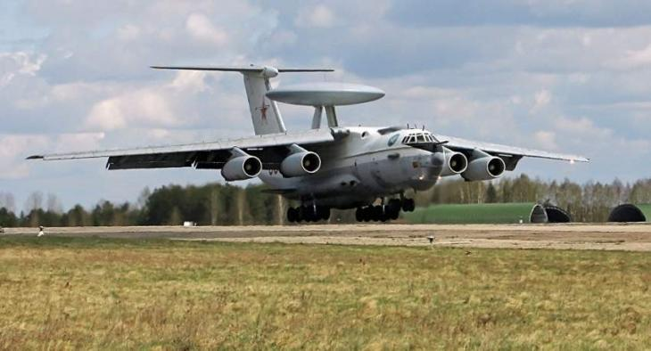 Radar on Russia's A-50U AWACS Plane Can Detect New Types of Aerial Targets - Developer