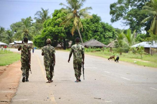 Mozambique Names Top Ex-rebels To Army Command - UrduPoint
