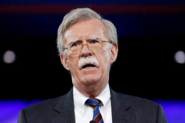 Bolton unveils plan to counter Russian Federation and China influence