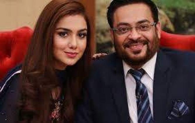 Aamir Liaquat Says He Did Second Marriage To Overcome His Financial