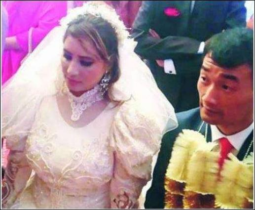Inter-cultural Marriages: Chinese Engineer Ties The Knot