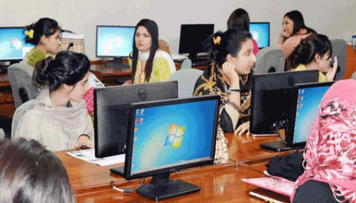 150 digital labs being established at Women Empowerment Centers countrywide