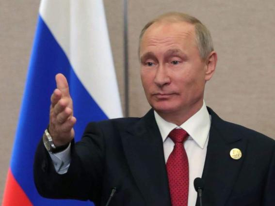 Putin Says Unclear Why Soviet Union Unilaterally Disarmed After Sighing INF Treaty With US