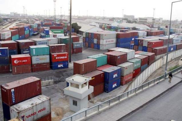 shipping activity at port qasim 26 dec 2018 urdupoint