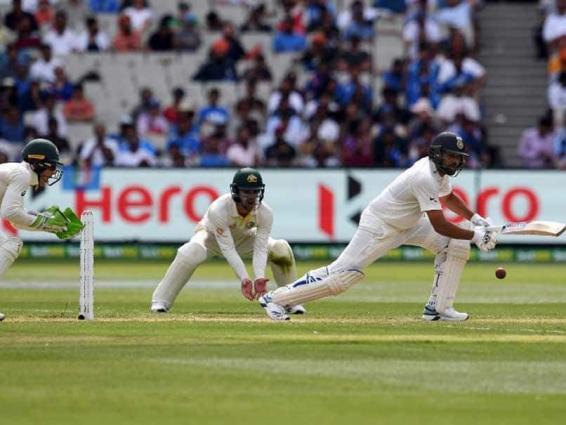 Australia V India Third Test Scoreboard Urdupoint