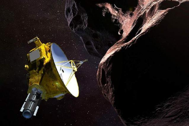 NASA spaceship zooms toward farthest world ever photographed
