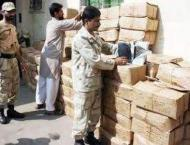 Anti-Narcotics Force seizes significant 999.603 ton narcotics in  ..