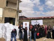 UAE Response Campaign for Displaced Syrians launched in Lebanon
