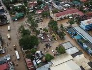 Death toll in Philippine storm, landslides surges to 122