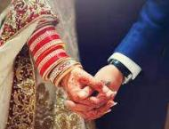 Islamabad sees over 100% rise in love marriages