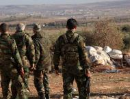 Syrian Democratic Forces Say Detained 5 Foreign IS Militants in D ..