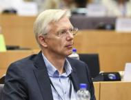Latvian president nominates US-born MEP Karins for PM