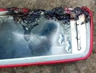Explosion of mobile battery claims life