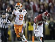 Clemson crushes undefeated Alabama to win US college football tit ..