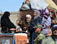 More Than 4Mln Internally Displaced Syrians, Iraqis Return Home i ..