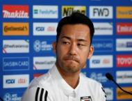 Yoshida wants Japan to fight Asian Cup pressure