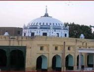 Urs celebrations of Hafiz Jamal Ullah begin