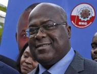 DR Congo ruling coalition 'takes note' of Tshisekedi's provisiona ..