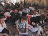 At Least 11,000 Children in Danger in Syrian Idlib As Floods Hit  ..