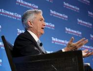 Fed's Powell briefly unsettles markets - again