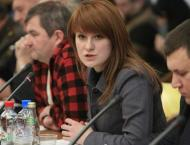 Russian Diplomats Visited Butina in US Prison, Talked on Phone Wi ..