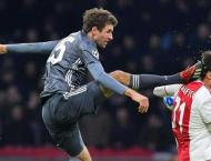 Bayern to appeal as Mueller suspended for Liverpool tie