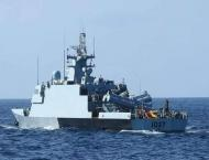 Pakistan Navy, PMSA ships visit Iran