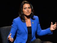 US congresswoman Gabbard, who met Syria's Assad, says will run fo ..