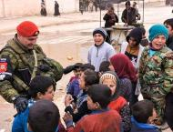 Military Police Unit From Russia's Ingushetia Sent to Syria for 4 ..