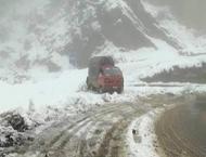 New spell of rains, snowfall hit Muzaffarabad