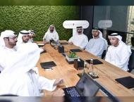 Mohammed bin Rashid visits Legislations Lab